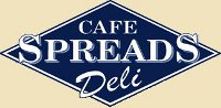 Spreads Cafe logo